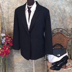 Jackets & Blazers - Stunning black Suit jacket coat blazer